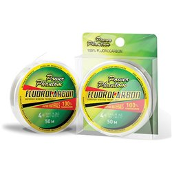 Леска Power Phantom  Fluorocarbon 50м