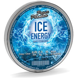 Леска Power Phantom Ice Energy CLEAR 30m