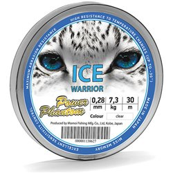 Леска Power Phantom Ice Warrior CLEAR  30m