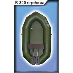 Муссон R 200 с гребками