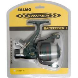 Катушка безынерционная Salmo Sniper BAITFEEDER 1 (блистер)