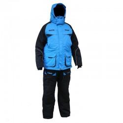 Зимний костюм Alaskan Anchorage чёрный/серый/синий