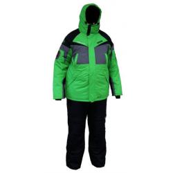 Зимний костюм Alaskan Dakota зелёный/чёрный