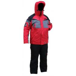 Зимний костюм Alaskan Dakota красный/серый/чёрный