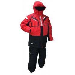 Зимний костюм Alaskan Cherokee красный/чёрный