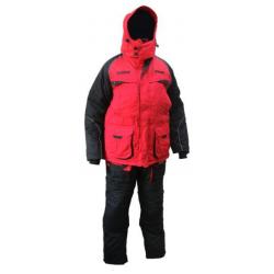 Зимний костюм Alaskan New Polar M красный/чёрный