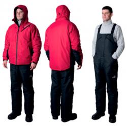 Зимний костюм Alaskan Trophy красный/чёрный