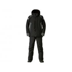 Костюм зимний Daiwa Rainmax High Loft чёрный M DW-3420E