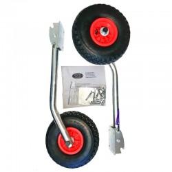 Транцевые колёса Удлинённые ТР (трансформеры)